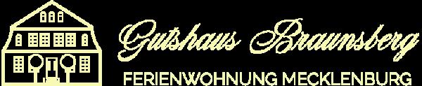 Gutshaus Braunsberg - Ferienwohnungen Nähe Zehna